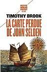 La carte perdue de John Selden par Brook