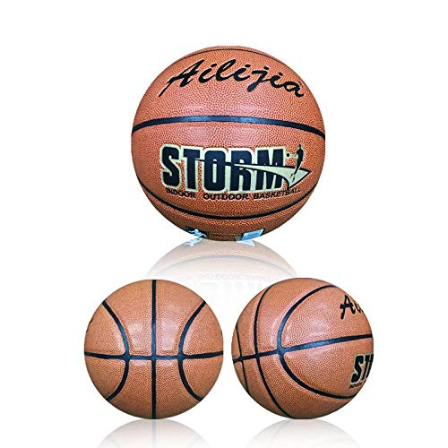 Why Choose Outdoor sports fashion home Hygroscopic Basketball No.7 Basketball Pu Standard Adult Comp...