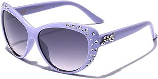 Kids AGE 6-14 Rhinestone Cat Eye Sunglasses