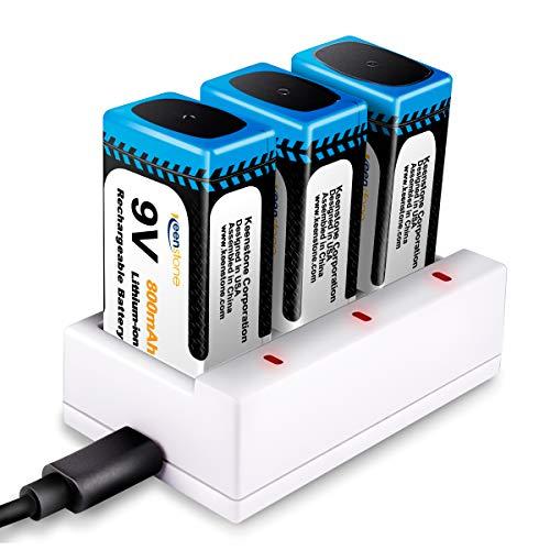 Keenstone Block Batterien Bild