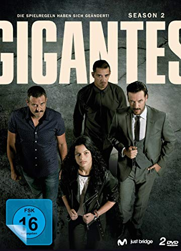 Gigantes - Season 2 [2 DVDs]