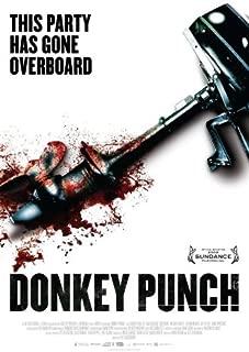 Donkey Punch Poster Movie B 11x17 Robert Boulter Sian Breckin Tom Burke Nichola Burley
