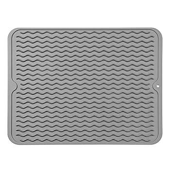 Best rubber dish drying mat Reviews