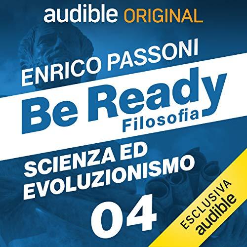 Scienza ed evoluzionismo copertina