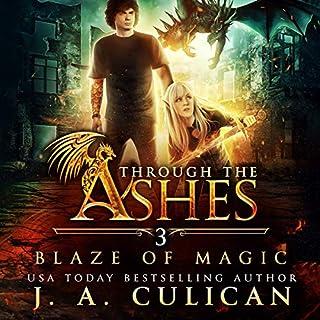 Blaze of Magic cover art