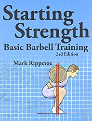 Starting strength book image