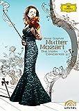 Mutter, Anne-Sophie - The Violin Concertos [DVD]