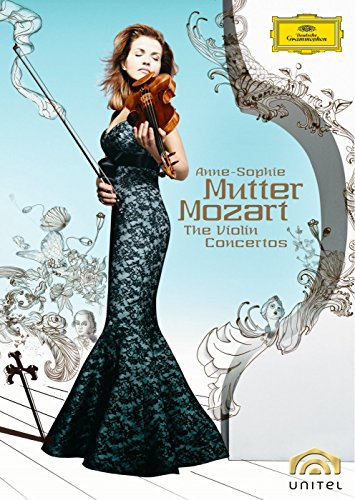 Anne-Sophie Mutter - Die Violinkonzerte [2 DVDs]