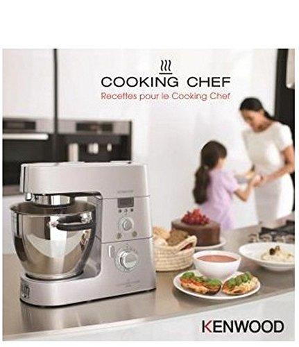 Kenwood - 58200000903 - Livre de recettes cooking chef