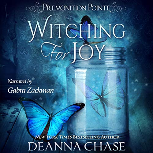 Witching for Joy: A Paranormal Women's Fiction Novel cover art