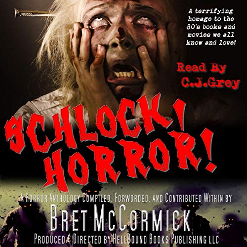Schlock! Horror! cover art