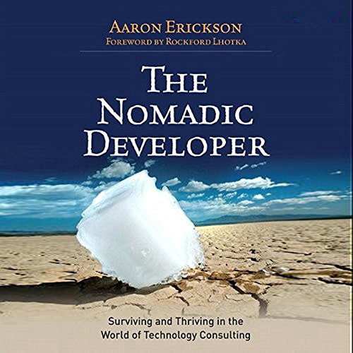 The Nomadic Developer audiobook cover art