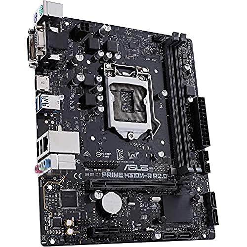 ASUS Computer Prime H310M-R R2.0 Mainboard