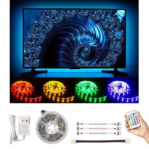 LED Strip Light 9.8ft, TV Bias L...
