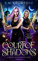 Court of Shadows 1718100027 Book Cover