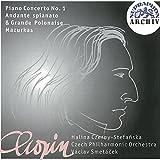 Andante spianato and grande polonaise for Piano in E-Flat Major, Op. 22, .: Large polonaise ?