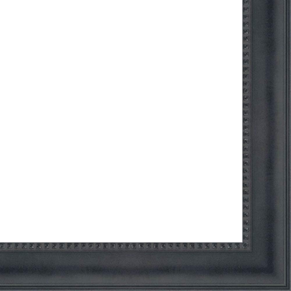 Ranking TOP15 12x20 - 12 x 20 Black Luxury Castle UV Solid A with Wood Framer's Frame