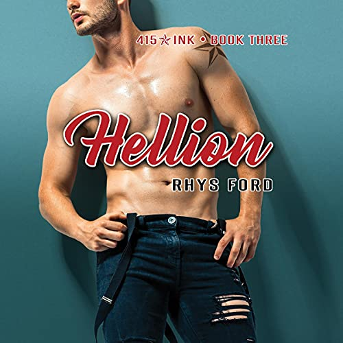 Hellion Audiobook By Rhys Ford cover art