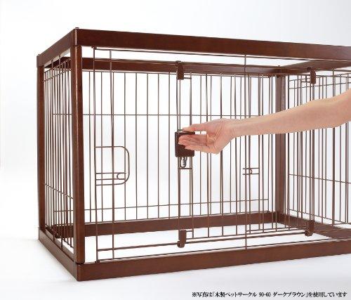 リッチェル『木製ペットサークル』