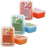 Kosmetex Paraffinbad Mix Paket Pfirsich