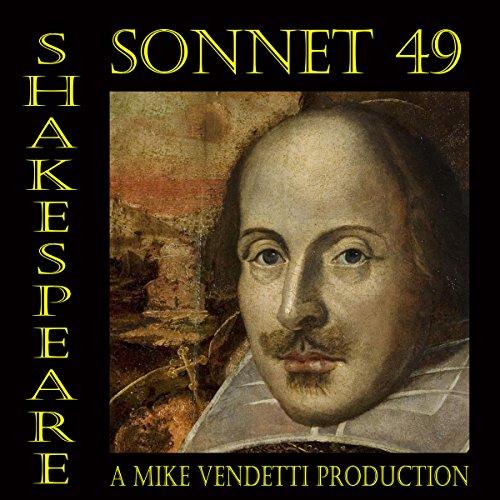 Sonnet 49 cover art