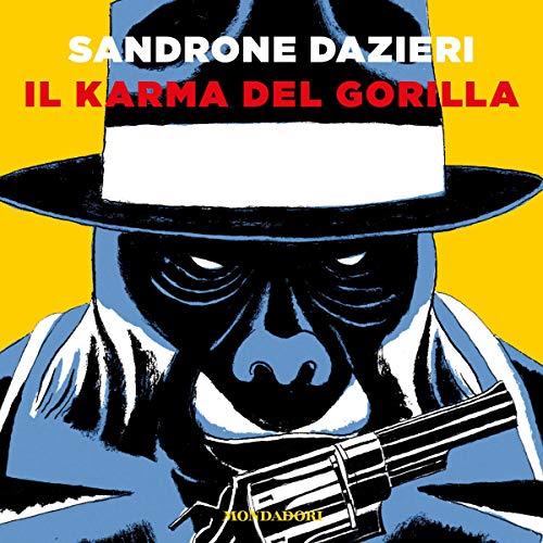 Il karma del gorilla copertina
