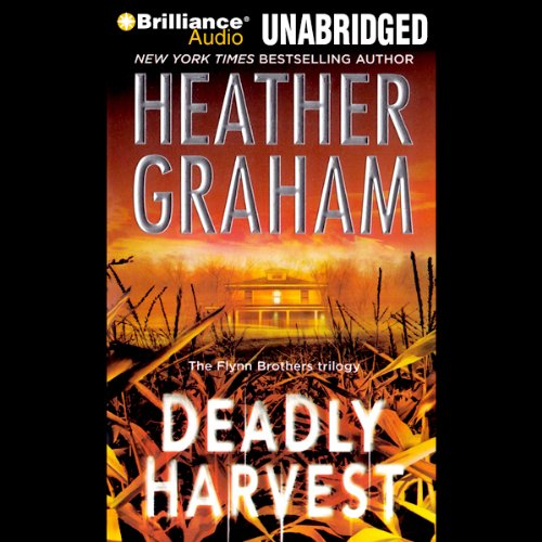Deadly Harvest cover art