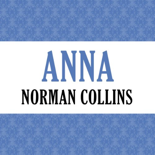 Anna audiobook cover art