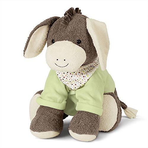 Sterntaler Spieltier Emmi, Alter: Für Babys ab der Geburt, 45 cm, Braun/Grün