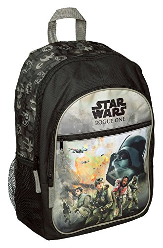 Undercover Disney Star Wars Rogue One – Carpeta Escolar, Schulrucksack (marrón) - 10112123