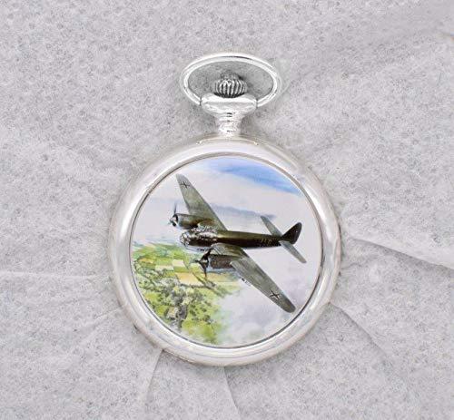 OPO 10 - Reloj de Bolsillo de la Segunda Guerra Mundial...