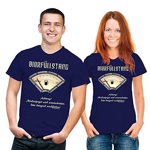 Camiseta de llenado de Cerveza