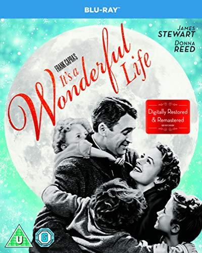 It's a Wonderful Life (BD Remastered) [Blu-ray] [2019] [Region Free]