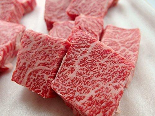 厳選 [黒毛和牛 雌牛限定] ギフト用 サイコロ ステーキ 2Kg