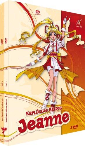 Kamikaze Kaitou Jeanne - Vol.1 - [DVD]
