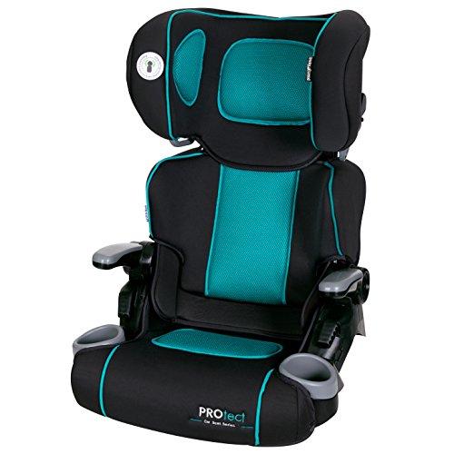 Baby Trend Yumi Folding Booster Car Seat, Moto