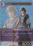 Final Fantasy Sammelkarten Opus 1 - Legendäre und Special-Karten Auswahl - Deutsche Ausgabe (FOIL Noel 1-208S)