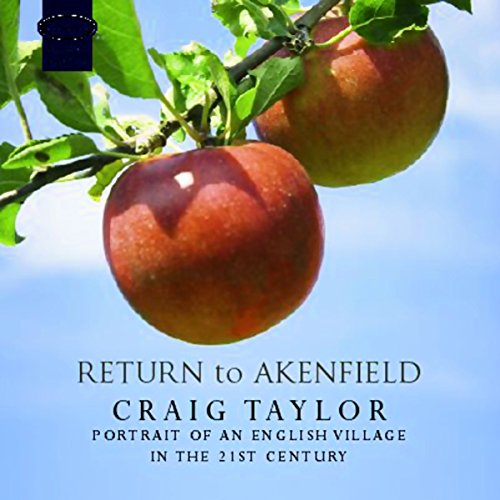 Return to Akenfield audiobook cover art