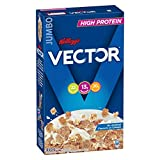 Kellogg's Vector Meal Replacement Cereal, Jumbo Size, 850g