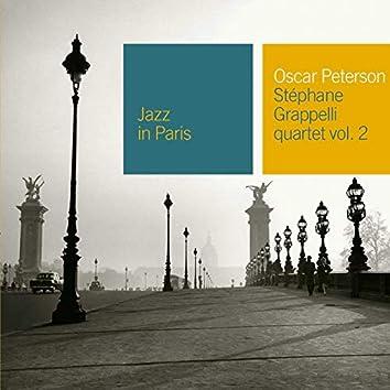 Peterson-Grappelli Quartet vol. 2