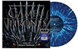 Game of Thrones: Selections from Season 8 - Exclusive Limited Edition Night King Version Blue & White Splatter Colored Vinyl LP #/1000
