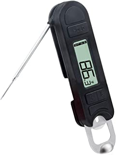 Digital Food Thermometer Meat Instant Read Thermometer Barbecue BBQ Grill Smoker Thermometer Cooking Baking Oven Thermomet...