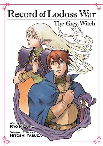 Record of Lodoss War: The Grey Witch (Light Novel) (English Edition)