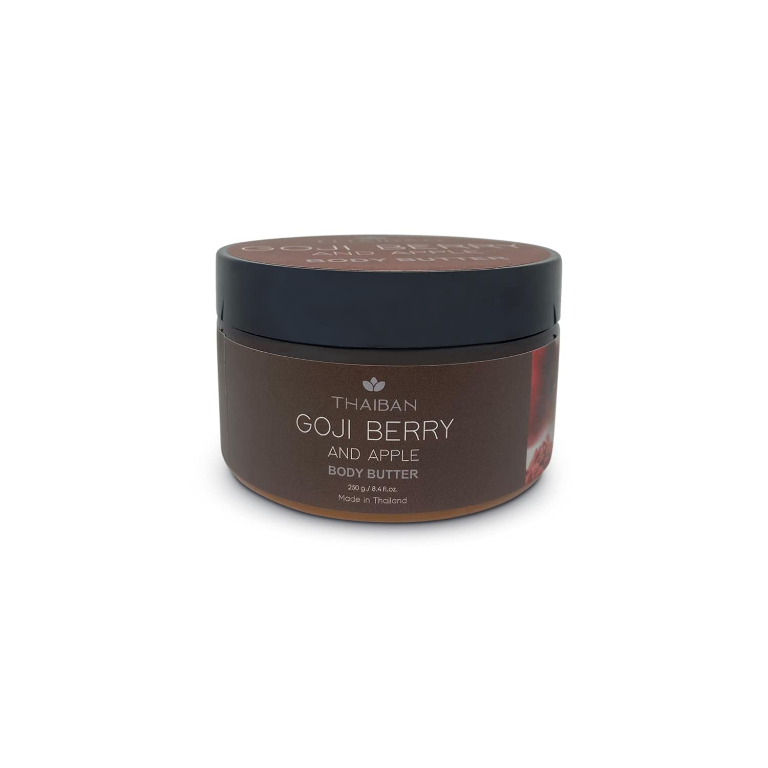 Thaiban Goji Berry and Apple Body Butter 250g 8.4 oz.