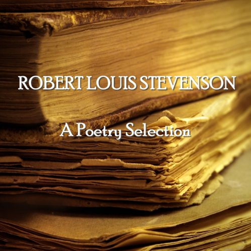 Robert Louis Stevenson audiobook cover art