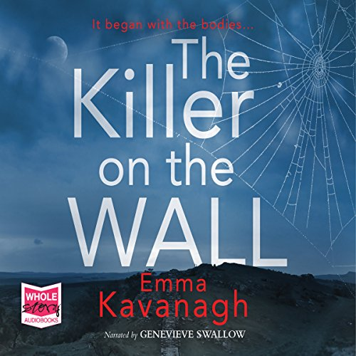 The Killer on the Wall Titelbild