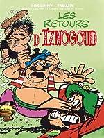 Iznogoud, Tome 24 - Les retours d'Iznogoud de Nicolas Tabary