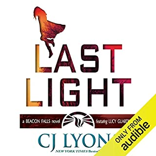 Last Light audiobook cover art
