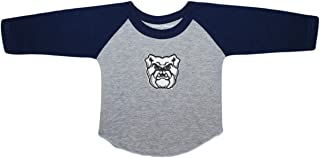 Butler University Bulldogs Baby and Toddler 2-Tone Raglan Baseball Shirt