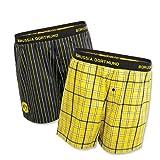 BVB 09 Borussia Dortmund Boxershort 2er-Pack Gr. XL Baumwolle -
